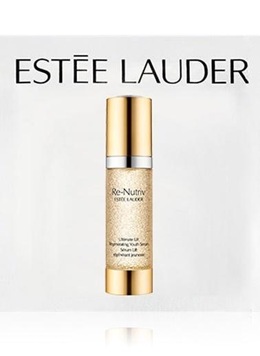 Estée Lauder Estã©E Lauder Renutriv Ultimate Lift Regenerating Youth Serum Parlak Ve Yumuşak Bitişli Gençlik Serumu Onarıcı Krem Renksiz